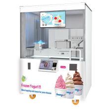 Máquina expendedora de helados