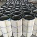 Filtro de polvo de aire para papel FORST Filtro de polvo plisado para la industria