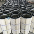 Filtro de poeira de ar para papel FORST Indústria Filtro de pó plissado