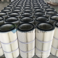 FORST Hepa Filtration Dedusting Filter Dust Fume Extractor Filter