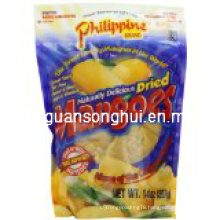 Plastic Dried Mango Packaging Bag/ Dried Fruit Bag