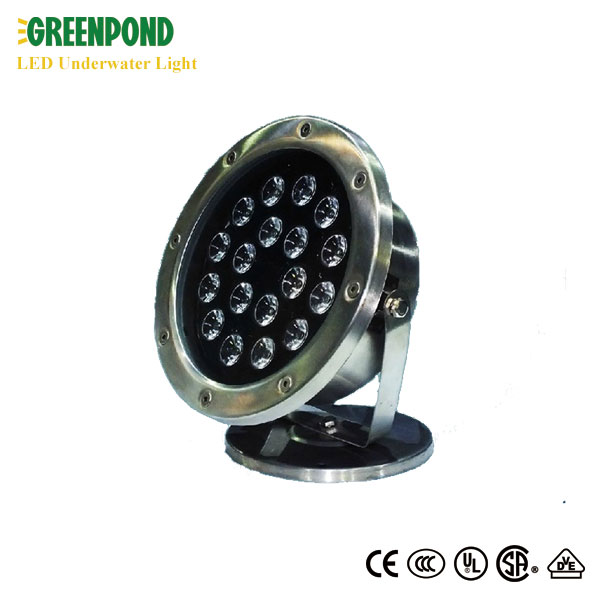 LED Underwater Light RF Remote Control