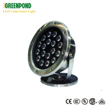 Full Color Changing LED Underwater Light