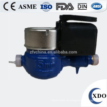 Photoelektrisches direktes ablesen valve Control remote Prepaid-Wasserzähler
