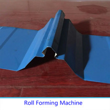 Roof Sheet Standing Seam Making Machine