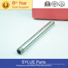 fabricación de piezas de titanio cnc en shanghai
