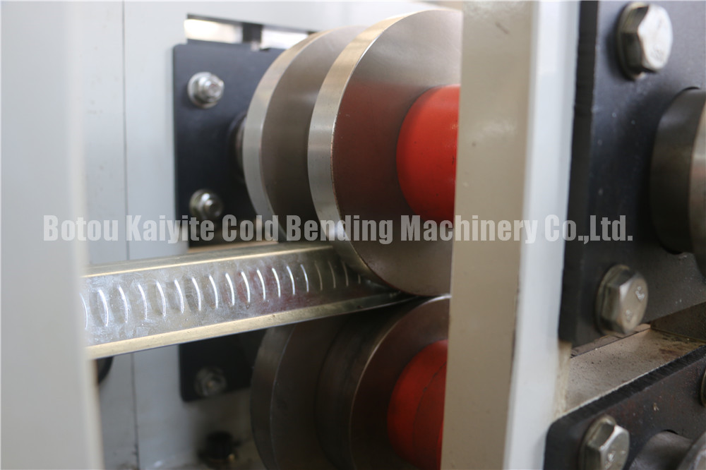 C Furring Machine