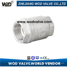 Vertical Lift Ss Check Valve