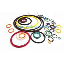O anel da borracha de silicone do produto comestível / FDA