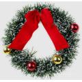 Ornamento de suspensão do ouropel da árvore de natal