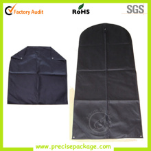 Foldable Non Woven Garment Bag with Zipper and Handle