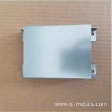 1.0mm SGCC Sheet Metal Parts with Bending/Cutting