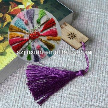 Silk Thread For Tassels,Bookmark Tassel ,Small Tassel