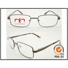 Nuevo marco óptico vendedor caliente del metal del capítulo de Eyewear (WFM501010)