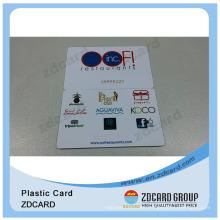 Customized Contact Smart IC Card Top Quality CPU Card