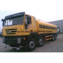 Iveco Hongyan Genlyon 8X4 Wassertankwagen 30000L
