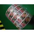 Adesivos de vinil para impressão personalizada à prova d'água de PVC