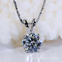 Fashion Star Cut Synthetic Diamond Necklace Jewellery for Gift