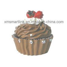 Schokolade Strawberry Kitchen Timer, Kochen Werkzeug Timer