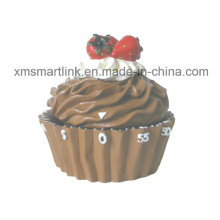 Chocolate Strawberry Kitchen Timer, Cooking Tool Timer