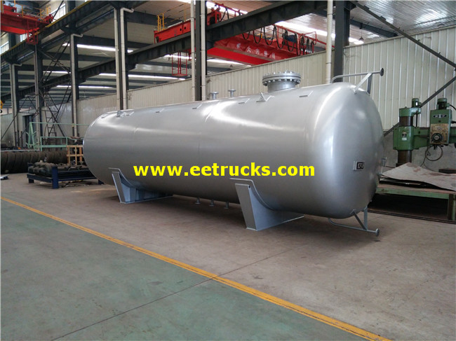 10000 Gallons Propylene Gas Tanks