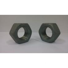 DIN555 plain hex nuts