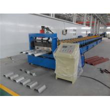 Rodillo de cubierta de acero galvanizado de alto grado S550 que forma la máquina