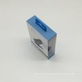 Boîtes d'emballage de l'électronique de papier de estampillage chaud fait sur commande