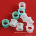 Benutzerdefinierte Silikon-Gummi-Zylinderbuchse