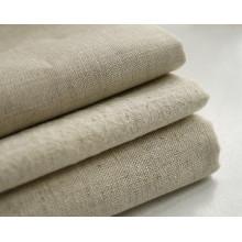 Linne bomull tyg pris för sängkläder