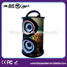 Multi-functional mini hifi portable mobile phone loud speaker