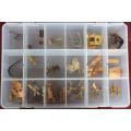 Customizied en acier inoxydable 4-Slide & coulisseaux multiples pièces embouties