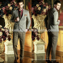 Men Traditional Chinese Suits 2014 Mixed-Color Two Buttons Three Pockets Attractive Business Suits Wedding Men's Suits NB0573