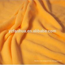 Polyester Decke voller Größe Volltonfarbe