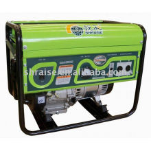 Air-cooled open type gasoline generator