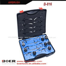 8PCS Airbrush Kit blow case packing