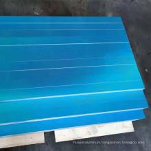 Customize 6000 series sublimation printing blank decorative aluminum sheet metal panels