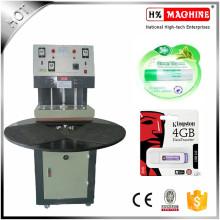 Machine à emballer manuelle de cachetage de papier de boursouflure de PVC à vendre