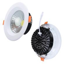 Высококачественный светодиодный прожектор COB встраиваемый светильник