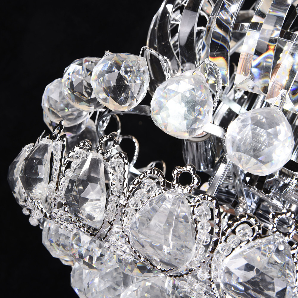crystal hanging lamps for ceiling