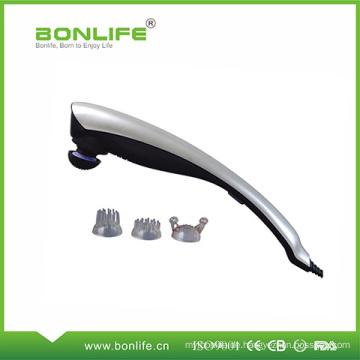 Hand-Massage-Hammer mit 3 Wechselköpfen