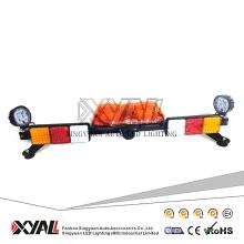 "47.24"" LED Emergency Warning Signal 12V / 24V Mining Pickup Truck Rotating Flashing Amber Lightbar with Worklight"