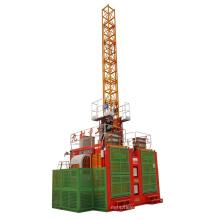 Self-designed external mount industrial lift SC200/200