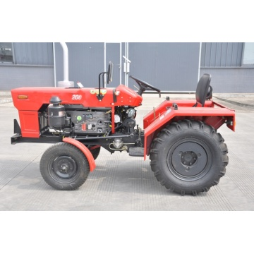 2WD Fuel Efficient 20HP Changchai Tractor