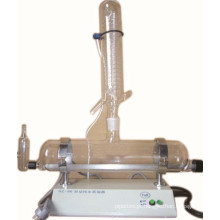 Destilador puro usado laboratório da água 1.5kw