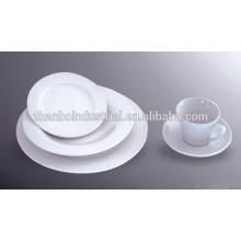 Cena barata al por mayor de las mercancías de la porcelana fijada
