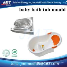 injeção plástica alta qualidade banho banheira molde ferramentaria bebê banheira molde fazedor de bebês