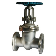 Hot Sale Stainless Steel Gate Valve (304 316L)
