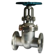 Горячий клапан задвижки нержавеющей стали сбывания (304 316L)