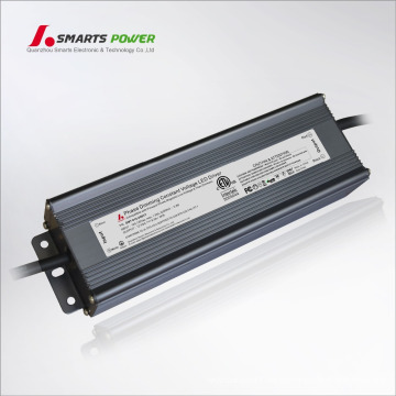 CE ETL ROHS listed triac dimmable led driver power supply 12vdc 96w 100w